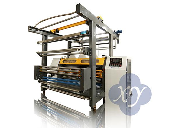 HPS-24 High precision shearing machine.