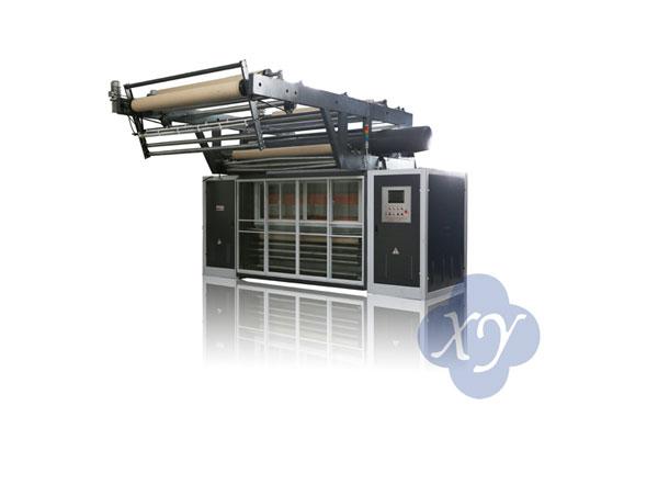 XM6 Planetary sueding machine.