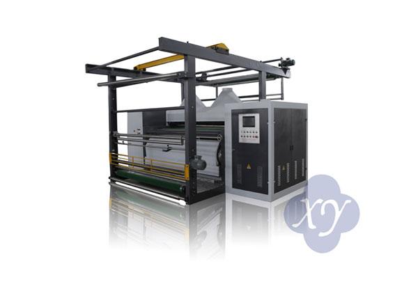 ST420-2 Double roller polishing machine.